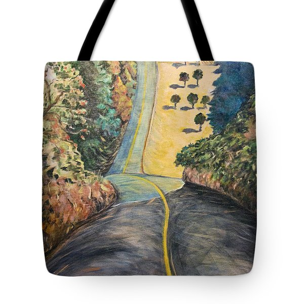 The Big Dip Tote Bag