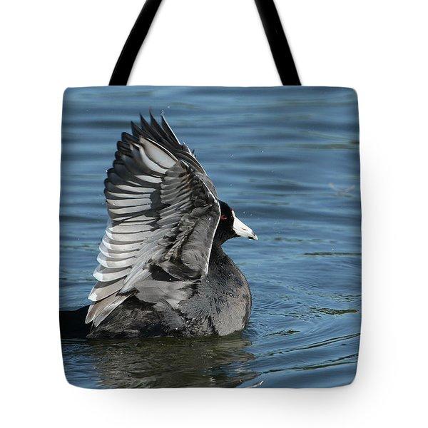 The Big Flap Tote Bag by Fraida Gutovich