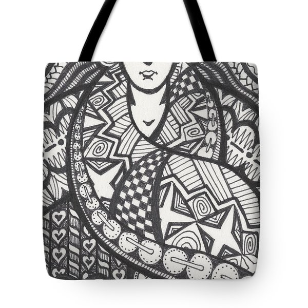 The Big Overcoat Tote Bag by Amy S Turner