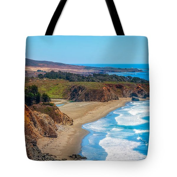 The Big Sur Tote Bag