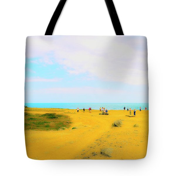 The Bill Tote Bag