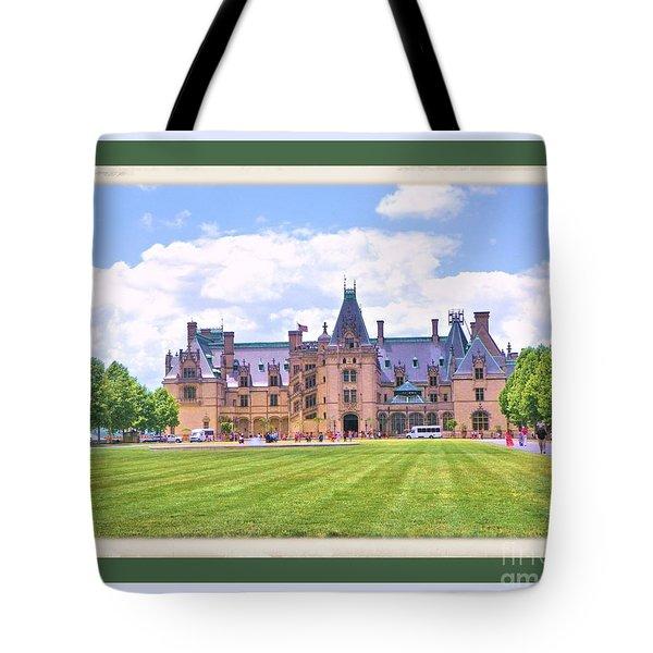 The Biltmore Tote Bag