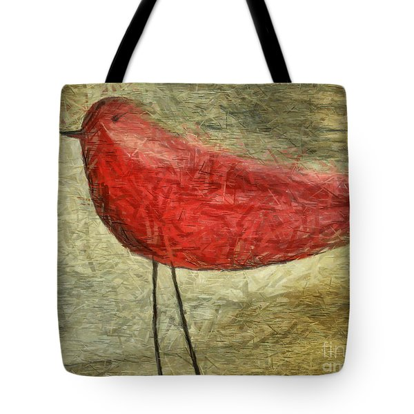 The Bird - Ft06 Tote Bag by Variance Collections