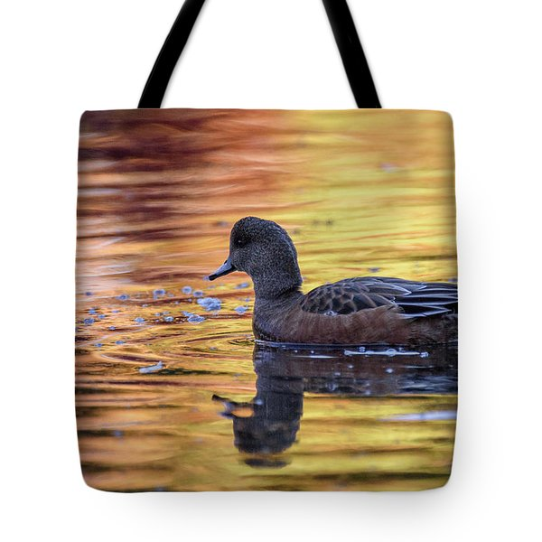 The Birds Of Autumn No. 4 Tote Bag