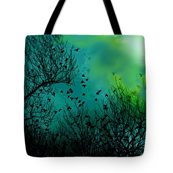 The Birds Of The Air  Tote Bag