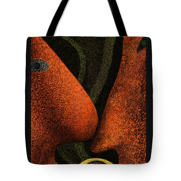 The Birth Of A New Life Tote Bag