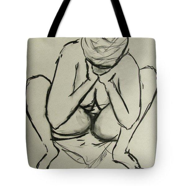 The Birth Of Art Tote Bag by Peter Piatt