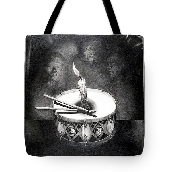 The Birthday Party Tote Bag by Otto Rapp