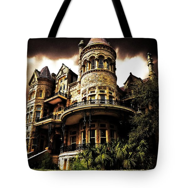 The Bishop's Palace Tote Bag