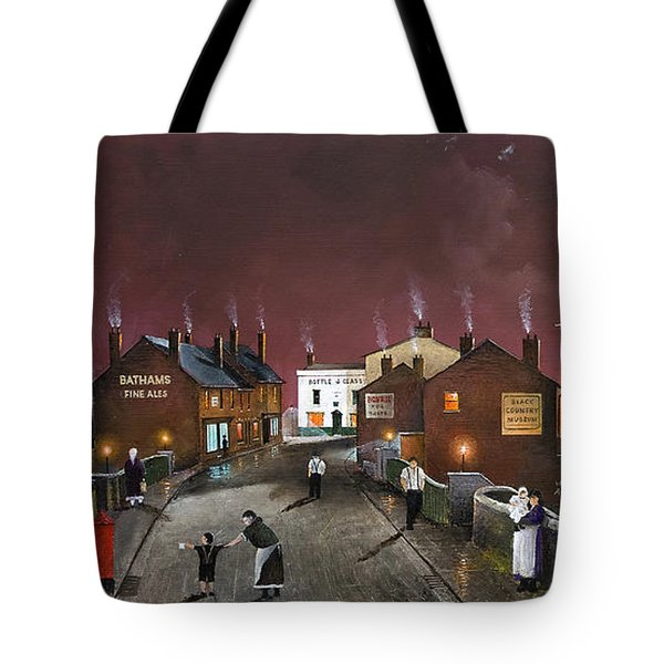 The Black Country Museum Tote Bag