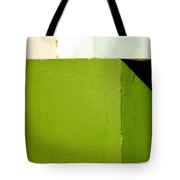 The Black Triangle Tote Bag
