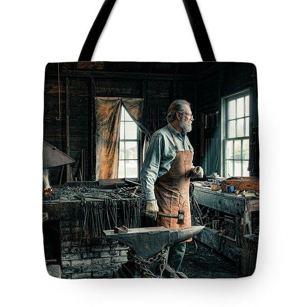 The Blacksmith - Smith Tote Bag