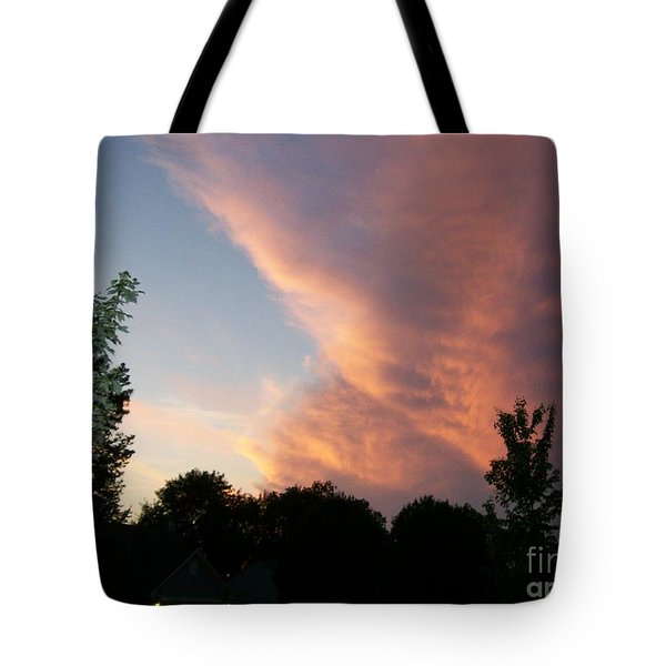 The Blanket Tote Bag