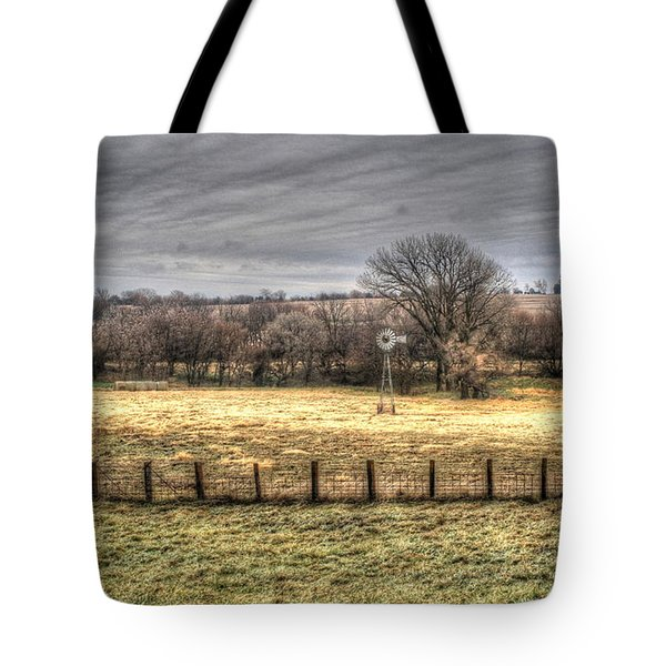 The Bleak Season Tote Bag