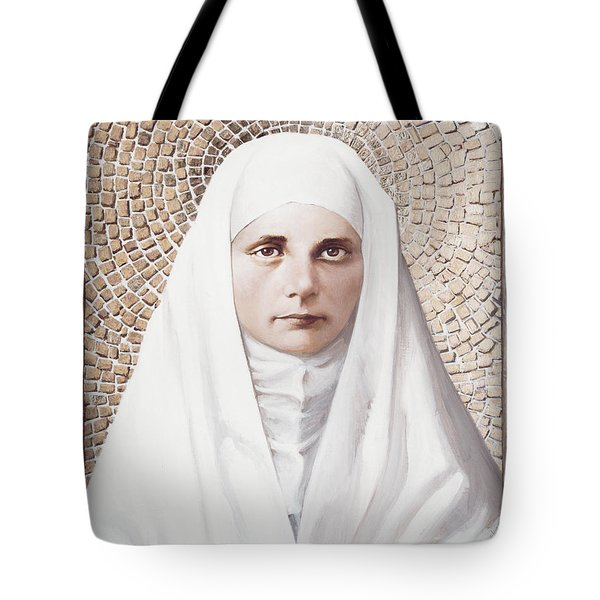 The Blessed Virgin Mary - Lgbvm Tote Bag