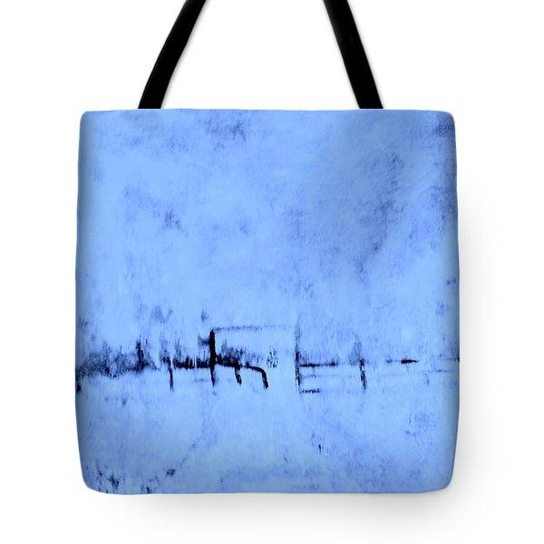 The Blizzard  Tote Bag by Lisa Kaiser