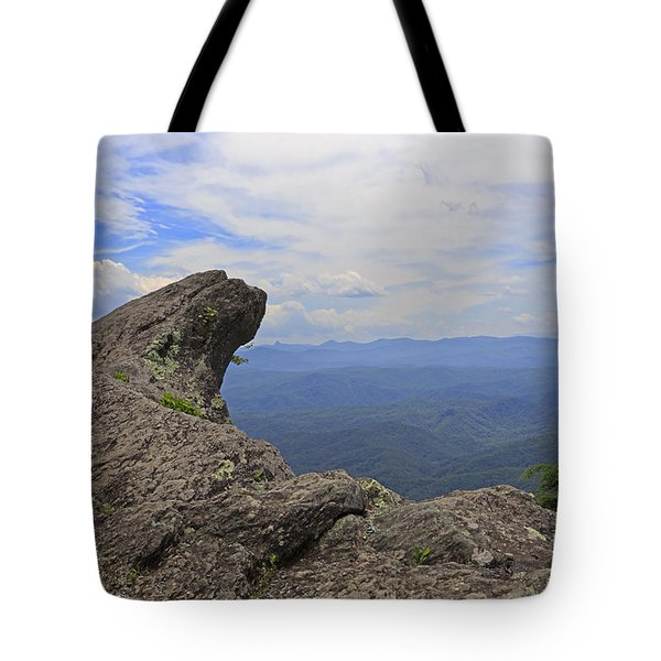 The Blowing Rock Tote Bag