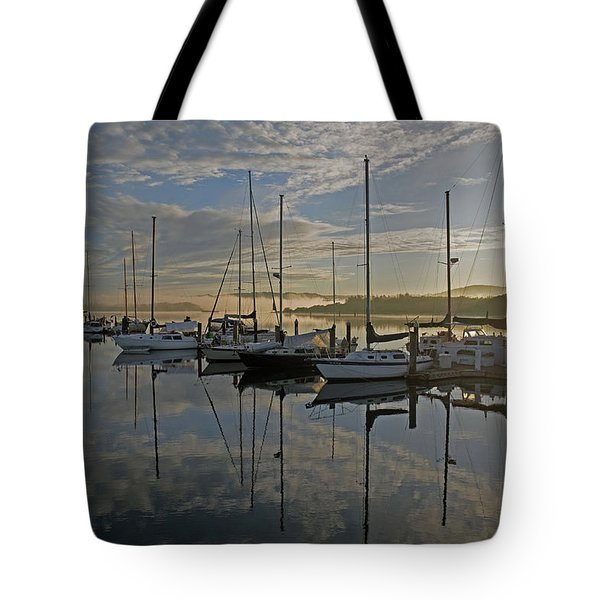 The Blue And Beyond Tote Bag
