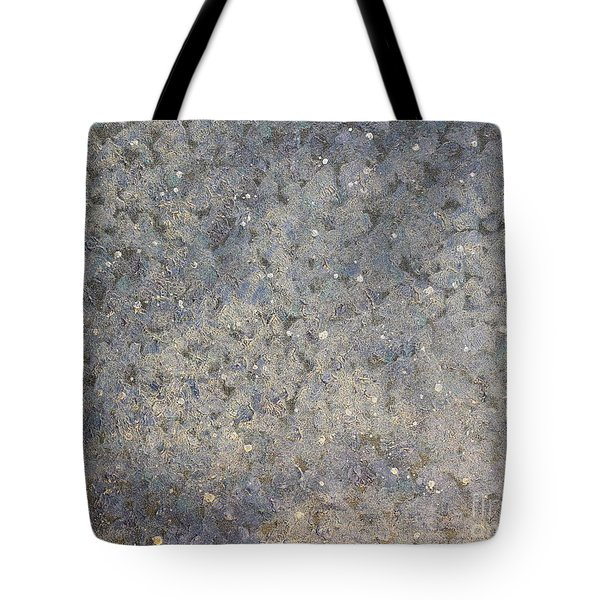 The Blue Tote Bag by Rachel Hannah