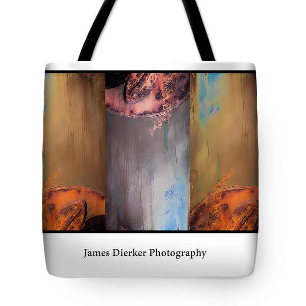 The Boat Tote Bag by James Dierker