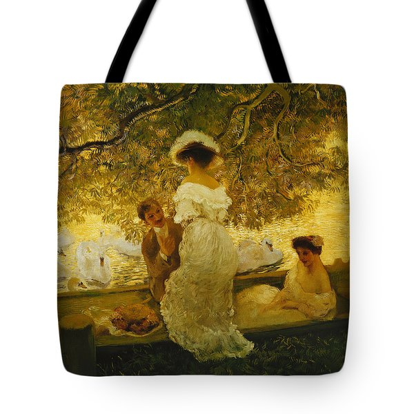 The Boating Trip Tote Bag