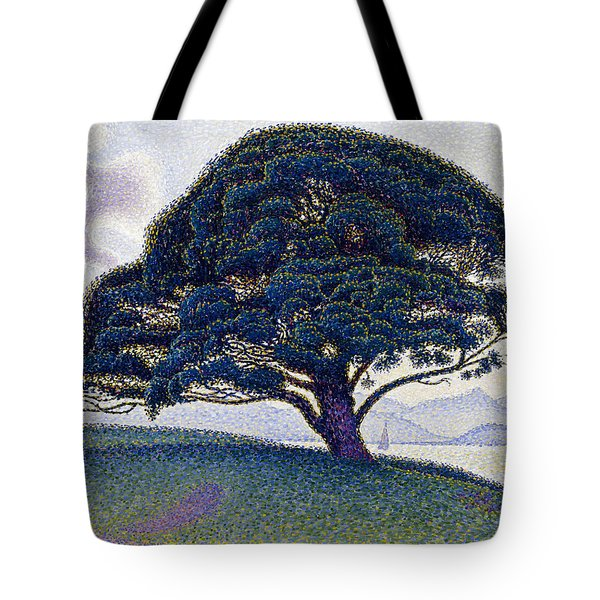 The Bonaventure Pine  Tote Bag