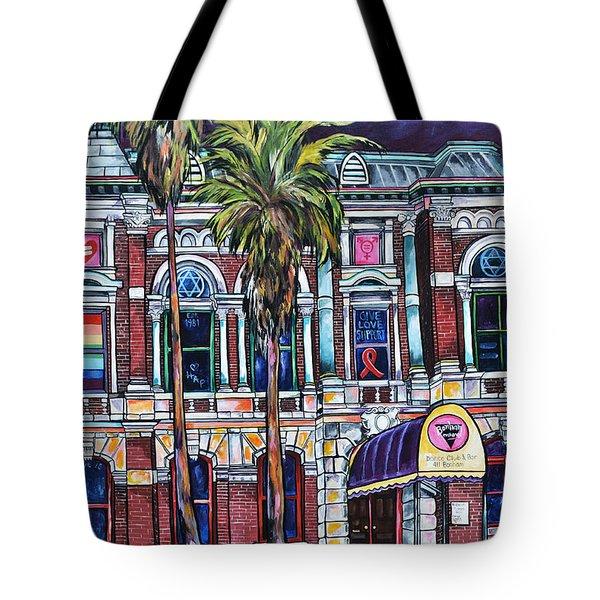 The Bonham Exchange Tote Bag