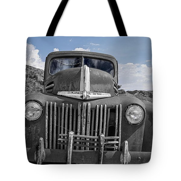 The Boss Tote Bag by Annette Berglund