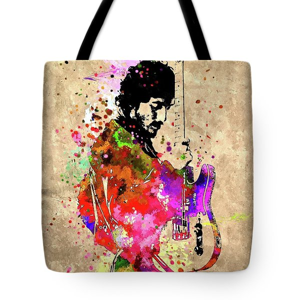 The Boss Grunge Tote Bag