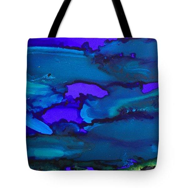The Bottom Of The Sea Tote Bag
