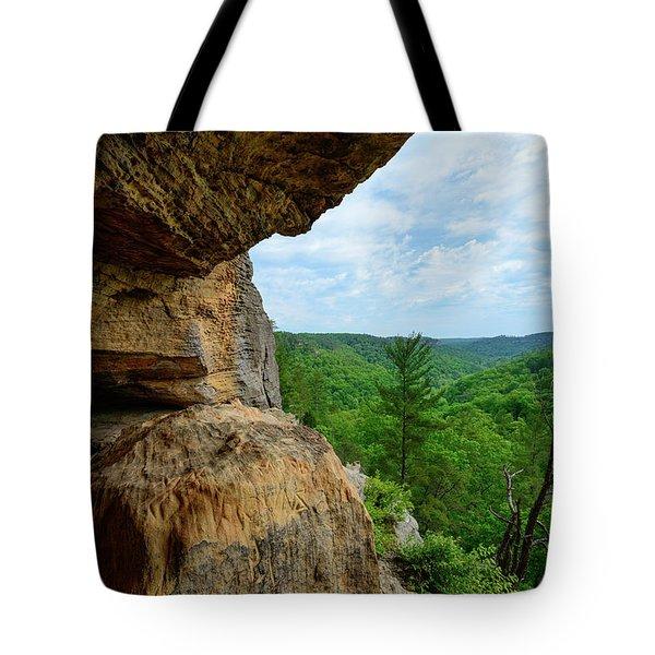The Boulders Edge Tote Bag