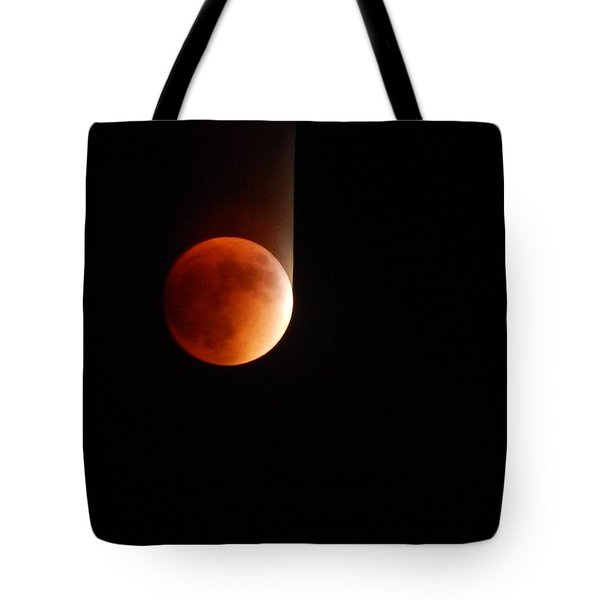 The Bouncing Eclipse Tote Bag
