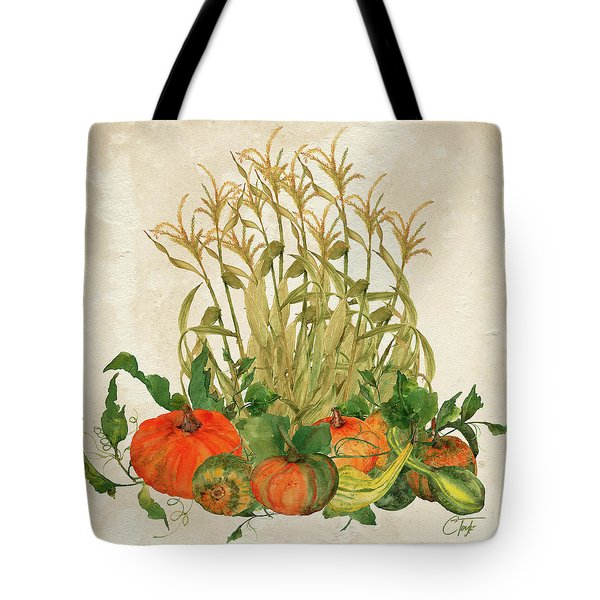 The Bountiful Harvest Tote Bag
