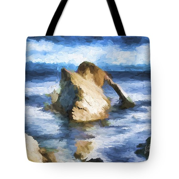 The Bow Fiddle  Tote Bag