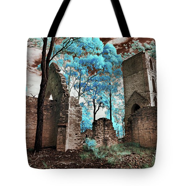 The Boydtown Church II Tote Bag
