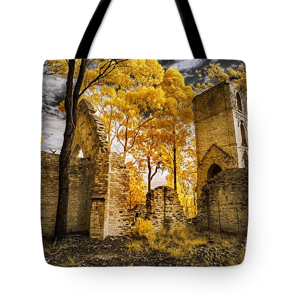 The Boydtown Church Tote Bag