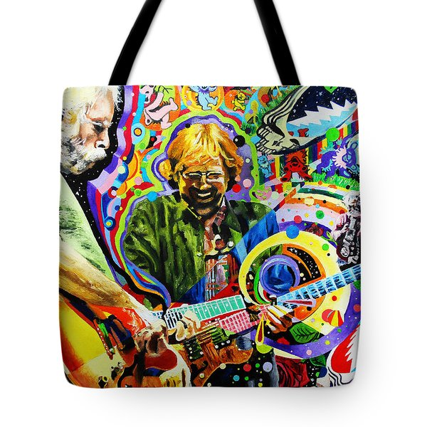 The Boys Of Summer Tote Bag by Kevin J Cooper Artwork