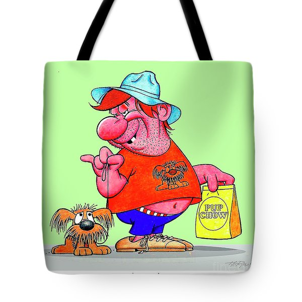 The Bozo Collection 4 Tote Bag