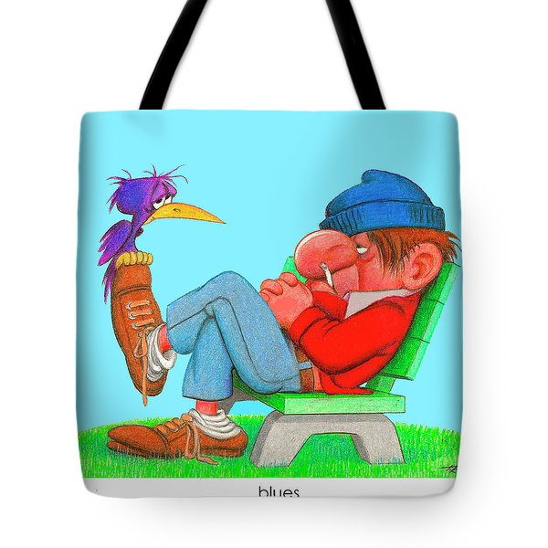 The Bozo Collecton 3 Tote Bag