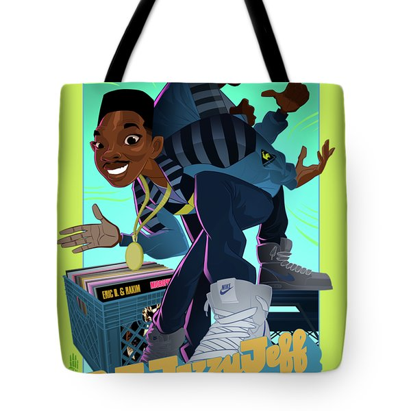 The Brand New Funk Tote Bag
