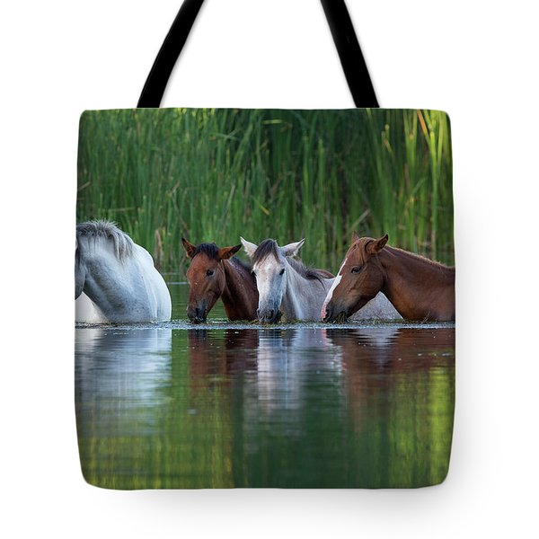The Breakfast Club Tote Bag by Sue Cullumber