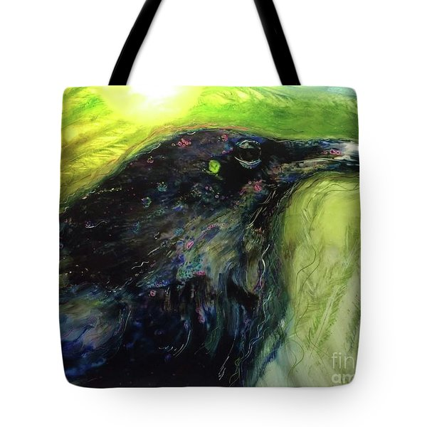 The Breath Of Winds Tote Bag