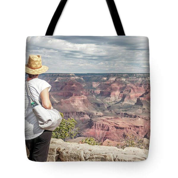 The Breathtaking View Tote Bag