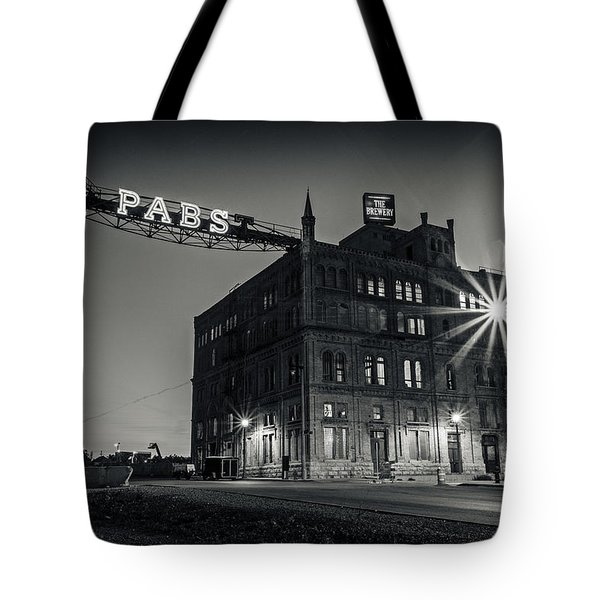 The Brewery Tote Bag