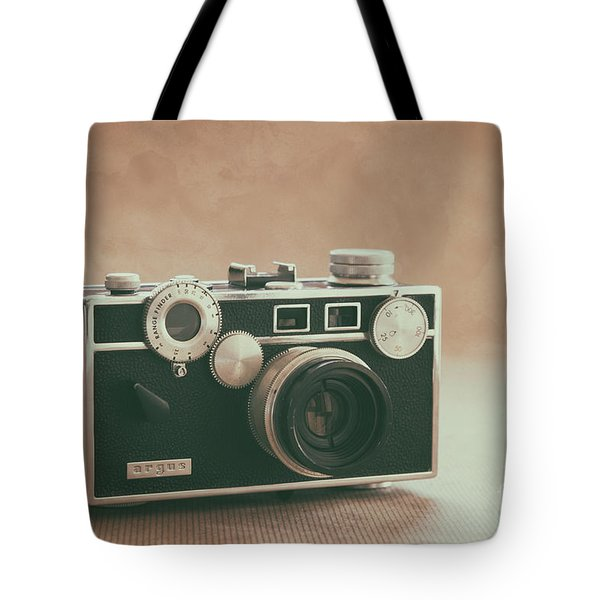 Tote Bag featuring the photograph The Brick by Ana V Ramirez