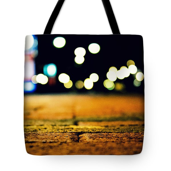 The Bricks Tote Bag
