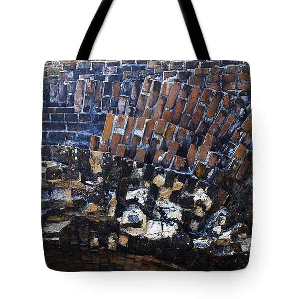 The Bricks Of Ft. Pickens Tote Bag