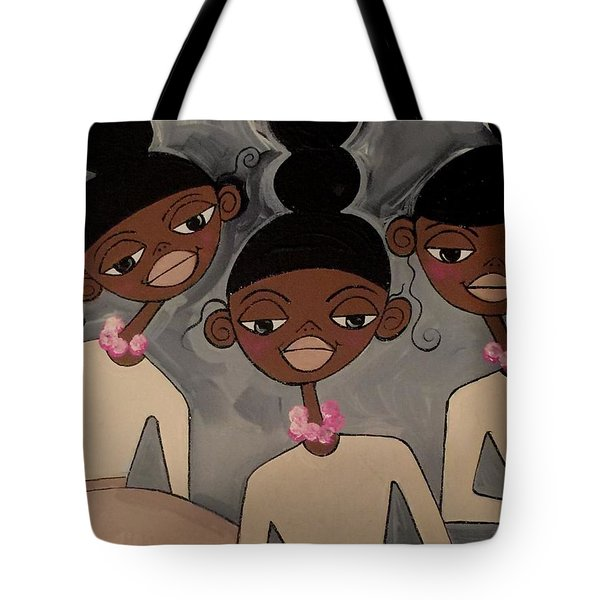 The Bridesmaids Tote Bag