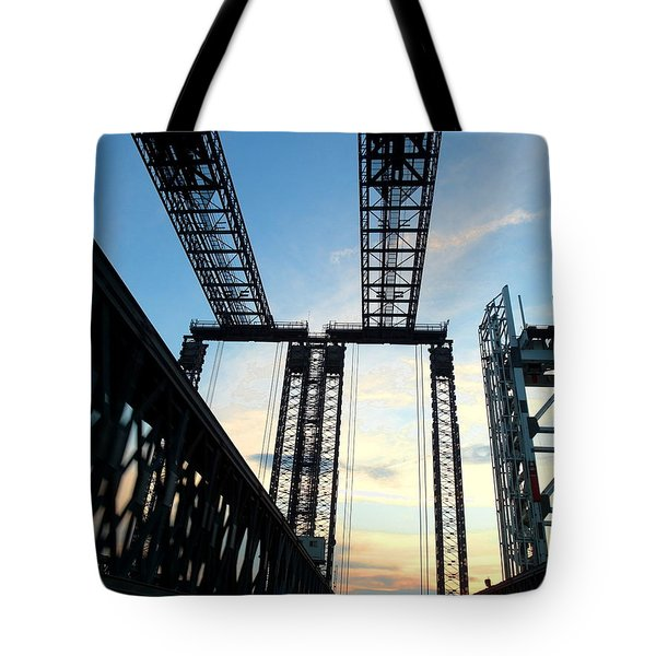 The Bridge Tote Bag