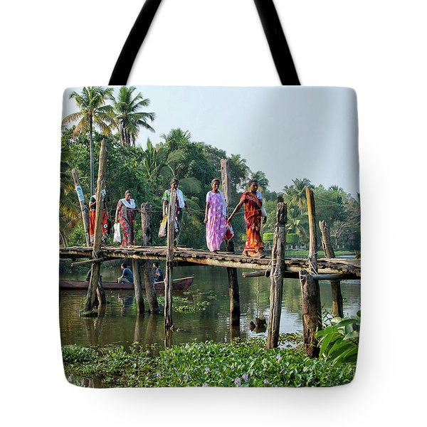 The Bridge Tote Bag by Marion Galt